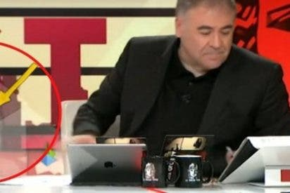 Paco Marhuenda trolea a Antonio García Ferreras