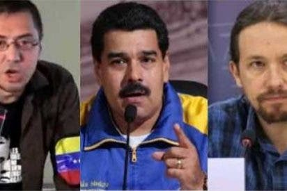 Los podemitas callan como zorros ante la canallada de Maduro