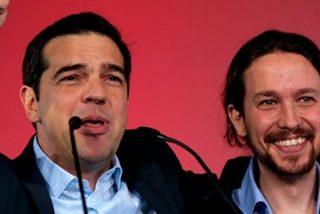 Syriza: 613 parados nuevos al día en Grecia gracias a los podemitas griegos