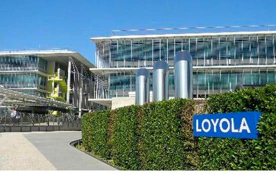Primera prueba de admisión en Loyola Andalucía