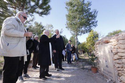 """Cañizares inaugura la """"Catedral de la Natura"""""""