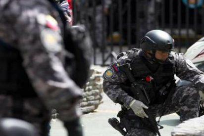 Los chavistas explotan tres bombas panfletarias cerca del Parlamento venezolano