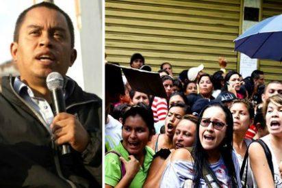 El 'esperanzador' mensaje del despistado ministro de Economía venezolano a los que hacen cola