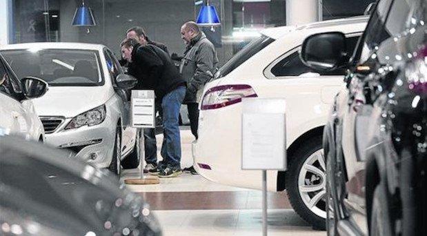 2015 cierra con un aumento del 21% en las ventas de automóviles