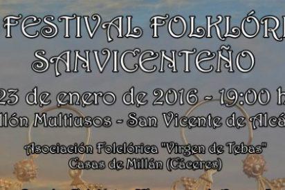 VII Festival Folklórico Sanvicenteño