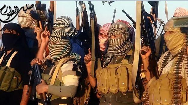 [VÍDEO] De esta facha amenaza el ISIS con 'recuperar' Sevilla, Córdoba, Ceuta y Melilla