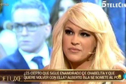 """Ylenia confirma en la televisión de Paolo Vasile que ha tenido sexo con Suso: """"Nos llevamos bien y tiki-tiki"""""""