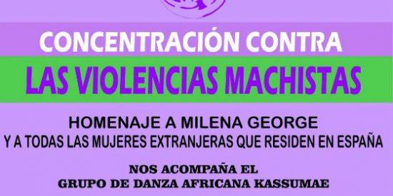 Zafra Violeta rinde un homenaje a Mirela Georghe y a todas las mujeres extranjeras que residen en España