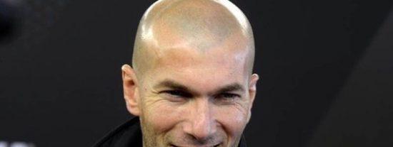 """Zinedine Zidane: """"Lo más importante ha sido la actitud del equipo"""""""
