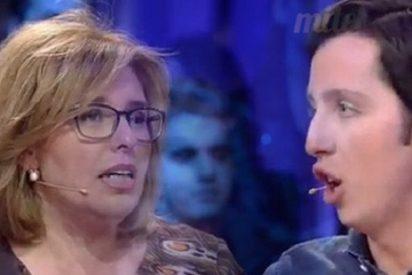 El gratuito ataque del 'pequeño Nicolás' a la madre de Sema en 'GH VIP 4'