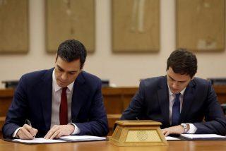 PSOE y Ciudadanos pactan revisar los Acuerdos Iglesia-Estado, pero no denunciarlos