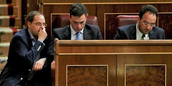 El entorno de Pedro Sánchez sabe que lo de Ciudadanos es paripé y da por hecho un acuerdo con Podemos, IU y PNV