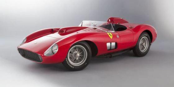 Este espectacular y viejo Ferrari es el segundo coche más caro de la historia
