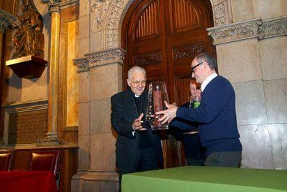 Julián López y Joan Maria Canals reciben el II Memorial Pere Tena