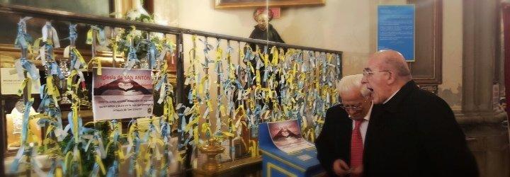 """Padre Ángel: """"Quiero que San Antón se convierta en un centro de 'evangelización del amor'"""""""