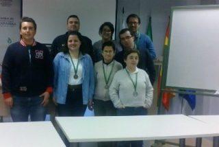 """""""Ajedrez sin Barreras"""" celebra con éxito una simultánea con chicos con inteligencia límite"""