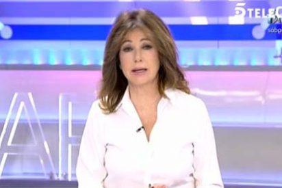 """Ana Rosa estalla contra el PP y Podemos de Aragón: """"¡Un poco de respeto con las víctimas! ¡Se tienen que ir!"""""""