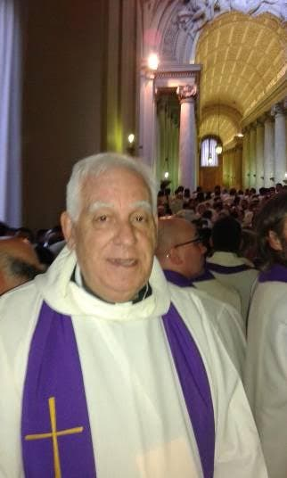 Ángel Moreno: desde Buenafuente a Roma, misionero de la misericordia