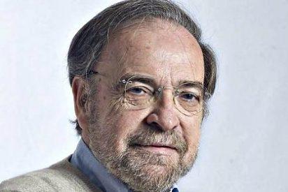 """""""Podemos quiere acabar con el PSOE y mientras Susana Díaz envuelta con la bandera en plan Marujita Díaz"""""""