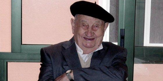 Muere a los 107 años de edad el vinicultor gallego que solo bebía vino