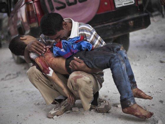 Un miembro del clan Kennedy revela el oculto motivo de la guerra en Siria