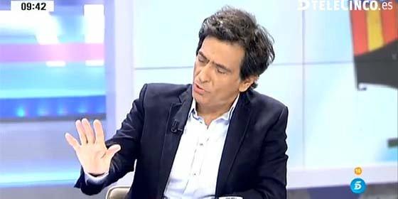 """Arcadi Espada arremete contra la SER: """"¡Han acusado ignominiosamente a Camps sin aportar un solo dato!"""""""