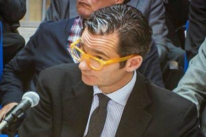 """¿Necesita Urdangarin otras nuevas gafas?: """"Nunca he sido un comisionista de nada"""""""