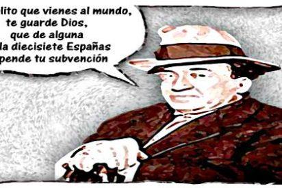 Los ciudadanos de las CCAA gobernadas por PSOE y Podemos son los que sufren la mayor presión fiscal