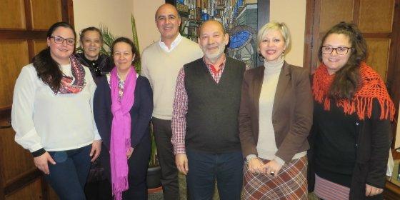 Ayuntamiento de Zafra y Asociaciones Gitanas de Extremadura (FAGEX) renuevan el convenio de colaboración