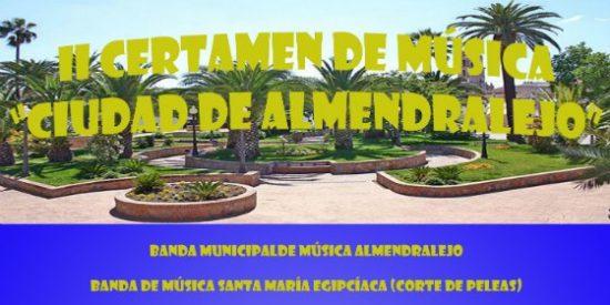 """II Certamen de Música """"Ciudad de Almendralejo"""""""
