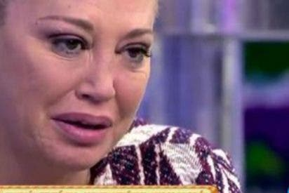 """Belén Esteban ya no es 'la princesa del pueblo' en 'Sálvame': """"¡Eres mala persona!"""""""