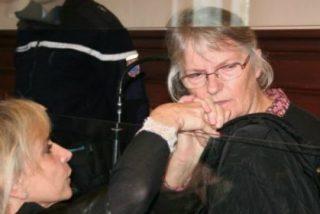 La mujer a la que Hollande perdona su condena por asesinar al marido