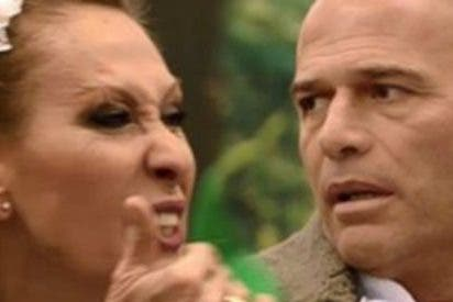 La bajeza moral de Rosa Benito sale a la luz en una megabronca con Carlos Lozano en 'GH VIP 4'
