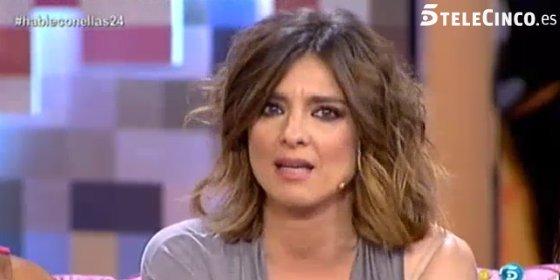 Sandra Barneda se cabrea de lo lindo al 'confirmar' su mal rollo con Jorge Javier Vázquez