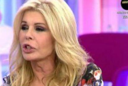 """Bibiana Fernández, otra famosa que está en la ruina:""""Tengo que vender mi casa"""""""