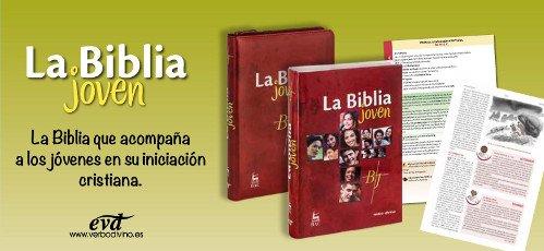 La Biblia Joven: acompaña a los jóvenes en su iniciación cristiana
