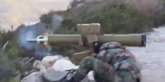 'Cacería de ratas': con esta precisión vuelan la cabeza a los rebeldes sirios