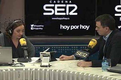 """Un suplicante Pedro Sánchez a Pepa Bueno: """"Déjame soñar con La Moncloa"""""""