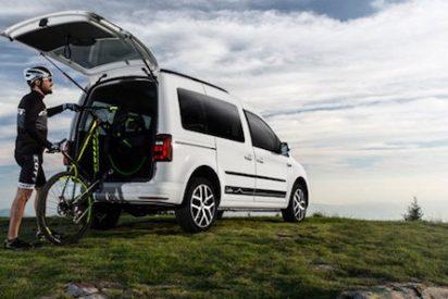 El Caddy Outdoor da impulso a los comerciales de Volkswagen