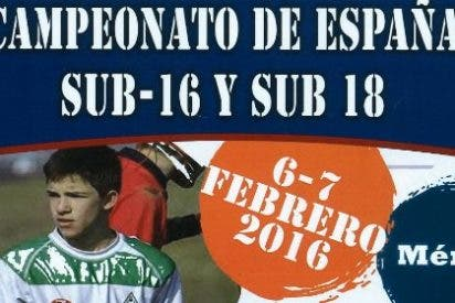 Mérida acoge el primer campeonato de España de Rugby que se celebra en Extremadura