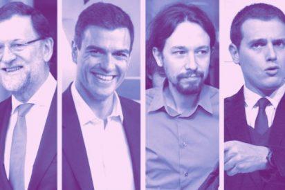 SONDEO DEL CIS: Sube el PP y Podemos y sus 'cuates' adelantan al PSOE en intención de voto