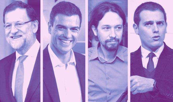 Los puntos del pacto PSOE-Ciudadanos que suscribirían Podemos y PP (y los que no)