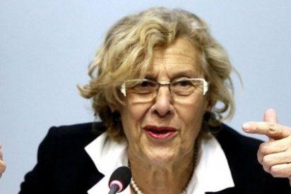 """El Ayuntamiento de la podemita Carmena dice que 'ahorcar' banqueros y jueces ante niños es """"libertad de expresión"""""""