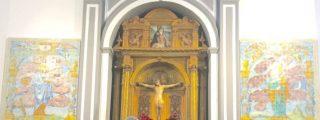 Reabre la Capilla del Cristo de la Quinta Angustia de Zalamea de la Serena (Badajoz)