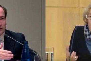 """Nuevo repaso de un concejal del PP a Carmena y su equipo: """"Lamento que no me ampare la libertad de expresión como sí a los que gritan '¡gora ETA!'"""""""