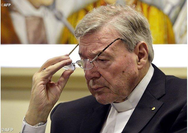 """El cardenal Pell """"está ansioso"""" por declarar ante la Comisión de abusos de Sidney"""