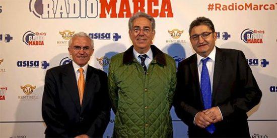 Radio Marca celebra su 15 aniversario con una gala que reunió a 500 personas del mundo del deporte