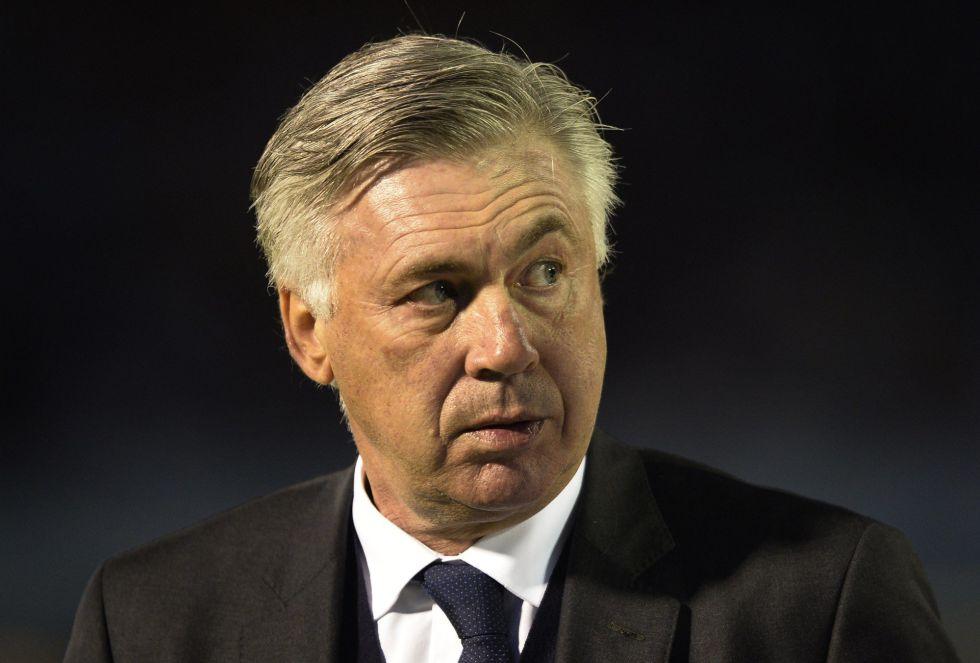 "Ancelotti: ""Zidane va a triunfar en el Real Madrid"""