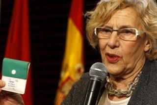 Twitter estalla de gozo con la nueva 'carmenada': la alcaldesa regala ceniceros a los jugadores del Madrid
