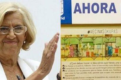 La nueva carmenada: pide a los madrileños que acojan a un 'okupa'